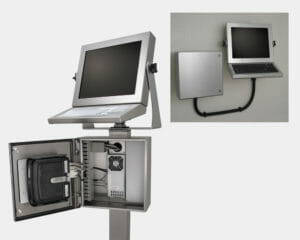 Hope Industrial Thin Client Enclosure
