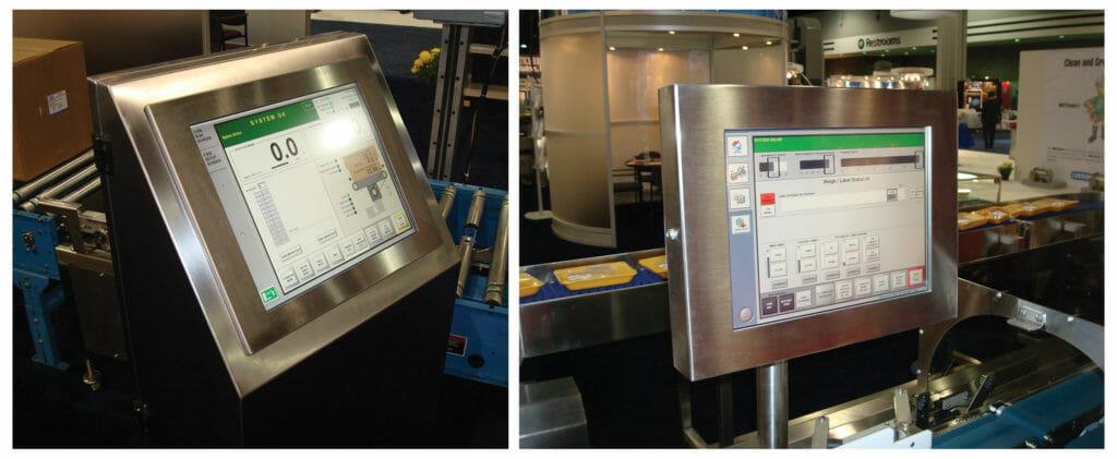 ML19 and UM15 Monitors at IPE 2011 show